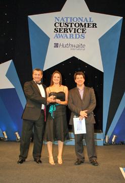 National Customer Service Awards