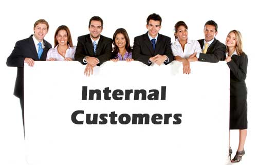 Internal customers