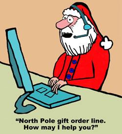 Santa's service