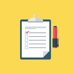 Customer Feedback Survey List