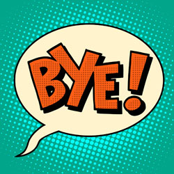 Bye Bye Customer