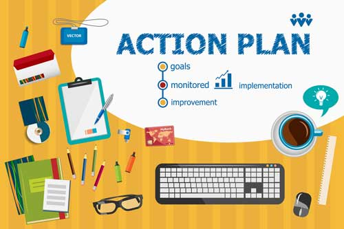 Make An Action Plan To Improve Customer Service
