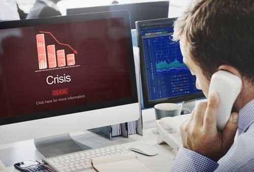 Customer crisis