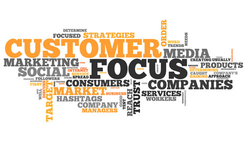 Image result for Focus on customer
