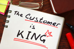 Customer is King