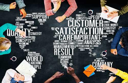 Customer satisfaction round table