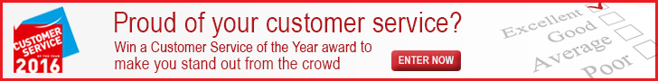 Customer Service Awards