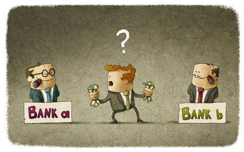 Do you trust your bank?