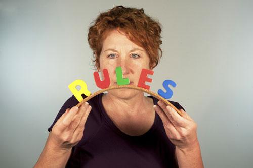Bending rules