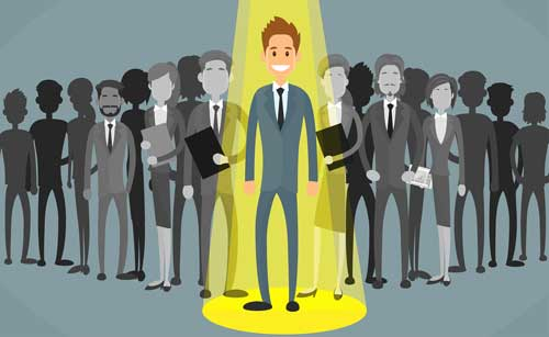 Business talent in the spotlight