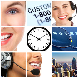 Call center channels