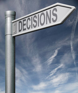 The Importance of Decision Making Skills