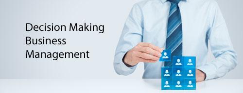 Management decision making