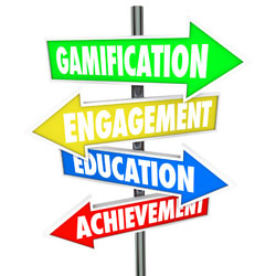 Gamify customer service processes