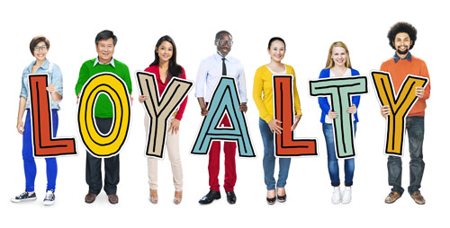 Customer loyalty is essential