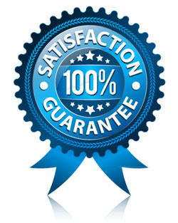 Customer satisfaction seal