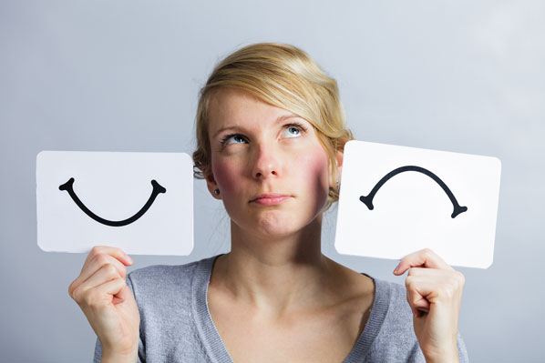 Happy or unhappy customers