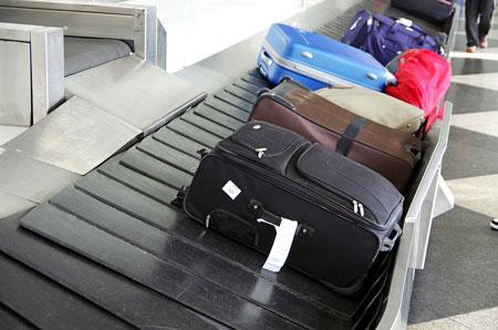 BA Luggage tweet