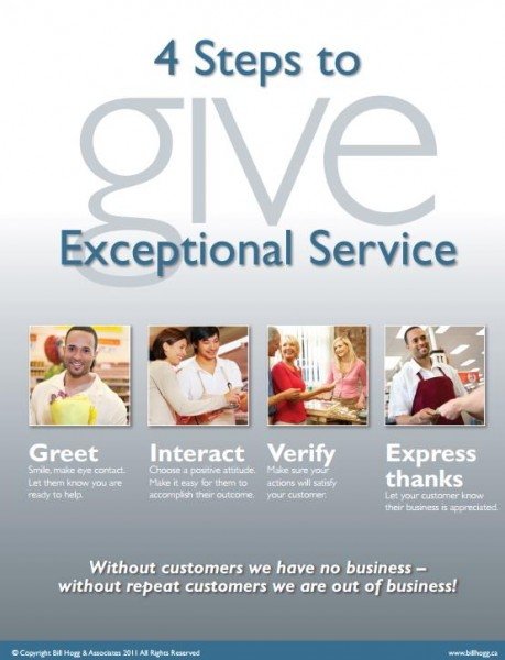 GIVE Customer Service