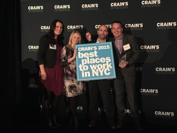 Grass Roots Best Places to Work NYC