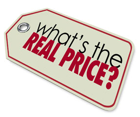 Are you getting the real price?