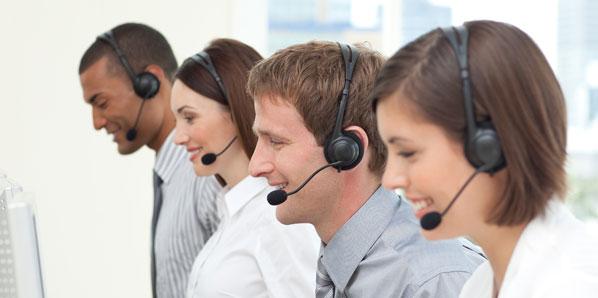 Customer relationship center