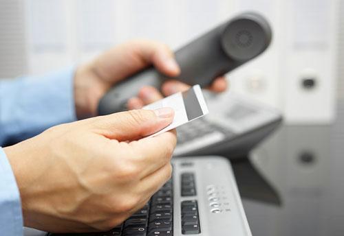 Bank teleservice