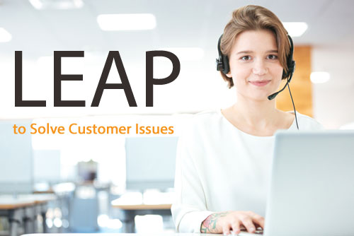 LEAP Customer Service