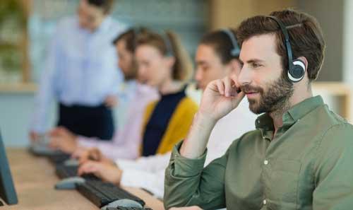 Trolls in call center
