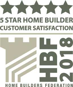 Miller Homes 5 Star Award