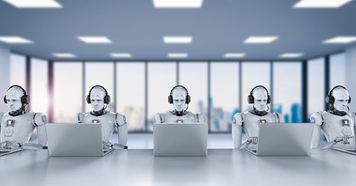 AI in the call center