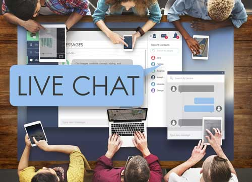 Live Chat in meeting