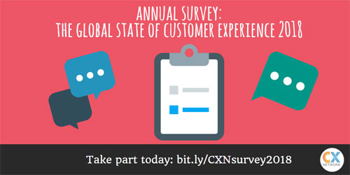 Global State of Customer Experience 2018