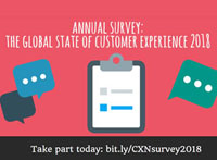 Global State of Customer Experience Survey 2018 thumbnail