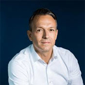 Dennis Fois, CEO of NewVoiceMedia