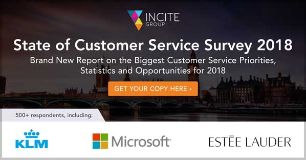 State of Customer Service Survey 2018