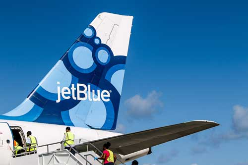 JetBlu Mint customer service