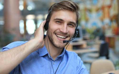 Born with customer service skills?