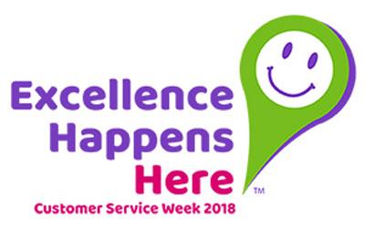 Customer Service Week 2018