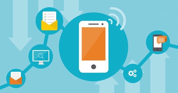 Call tracking software on a mobile phone