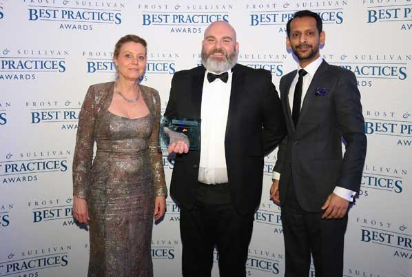 Bosch Service Solutions receive technology award