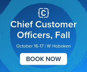 Chief Customer Officers Fall