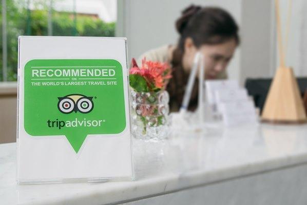 TripAdviser review