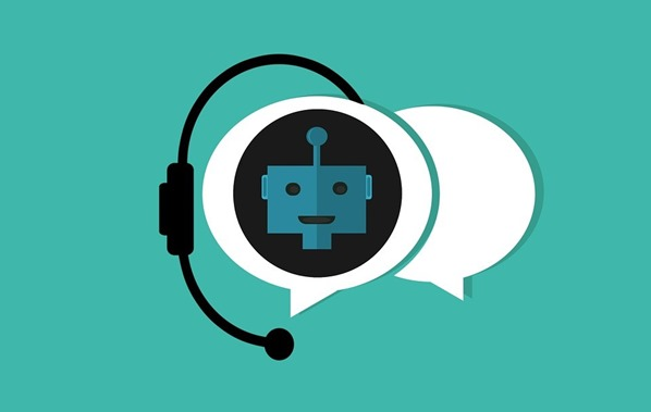 Chatbot with headset