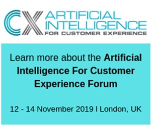 AI for CX 2019