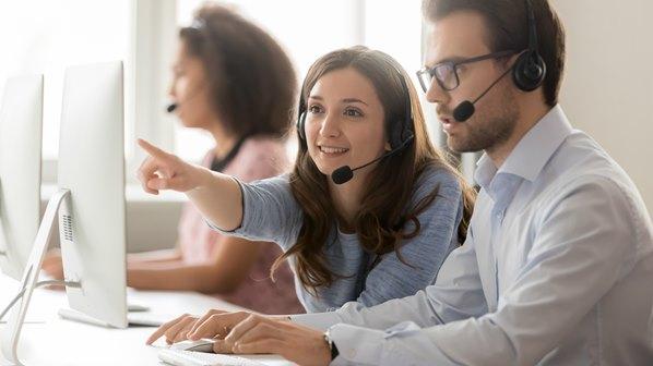 CSR with internal customers
