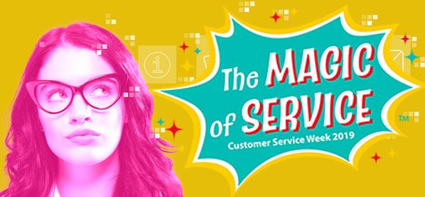 Customer Service Week 2019