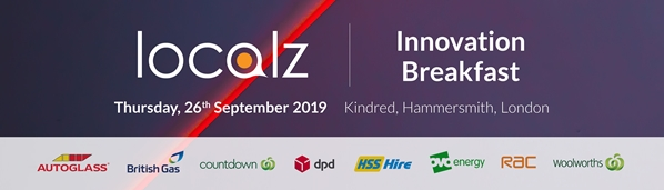 Localz Innovation Breakfast