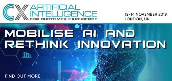 CX AI Event 2019