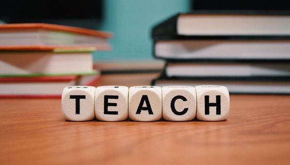 teach slogan